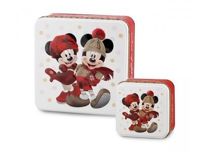 Set 2 Scatole Disney Natale