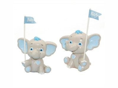 Salvadanaio con Elefantino