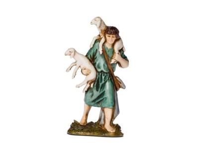 Buon Pastore con Pecore