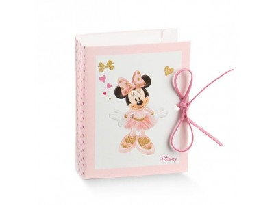 Scatolina a libro Minnie